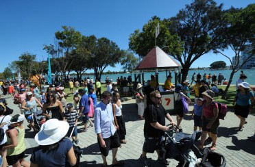 Crabfest, Mandurah 2013