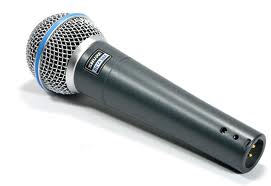 Hand Held Microphones