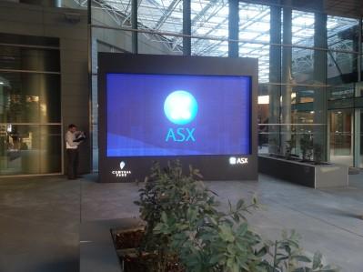 ASX vid wall