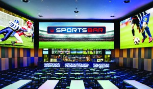 Crown Sportsbar Launch