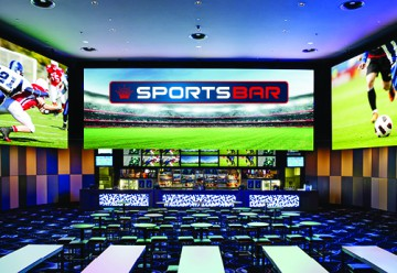 Crown Casino Sports Bar Perth