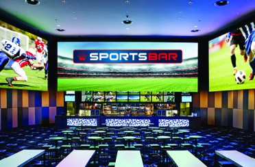 Carbon Sports Bar, Crown Casino Perth