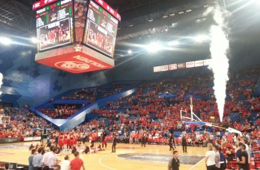 NBL Perth Wildcats Game Nights 2016