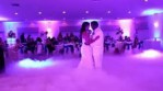 Low Fog machine for wedding first dance
