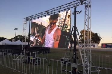 South West Bushfire Relief Concert, 2016