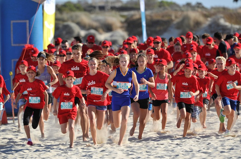 Sids Amp Kids Sunshine Beach Run 2016 Mega Vision
