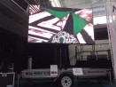 Mega Vision LED TRailer Screen