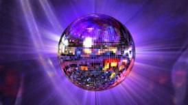 70s disco Mirrorball