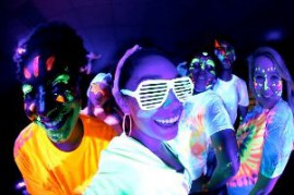 Glow Party Pic 2