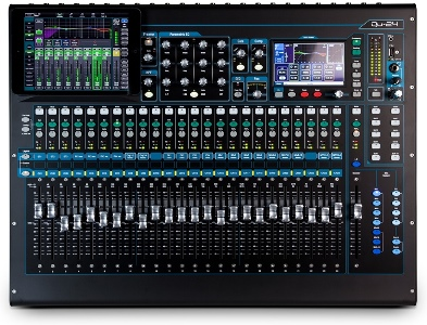 Allen & Heath QU24 Digital Audio Console_