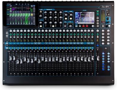 Allen & Heath QU24 Digital Audio Console_