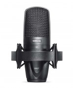 Shure SM27 Condenser Mic with Shock Mount