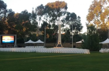 City of Joondalup ANZAC Day, 2017