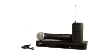 Shure BLX Wireless Microphone Kit