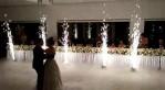 Sparkular at Wedding Reception
