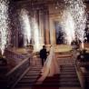 Sparkulars at wedding