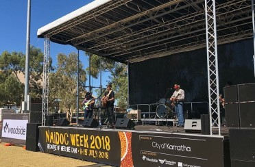 2018, City of Karratha – 'Naidoc 2018′
