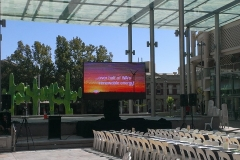 Presentation in Perth city