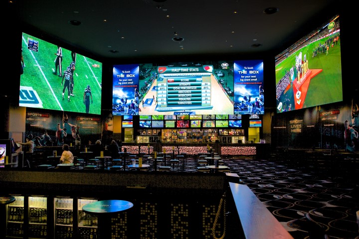 Perth Casino Sports Bar
