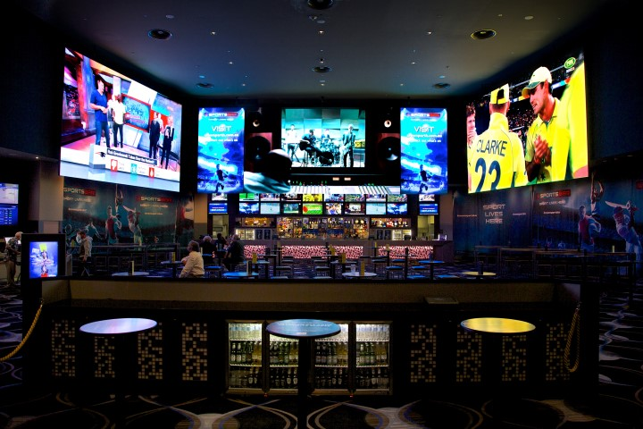 Crown Casino Sports Bar Schedule