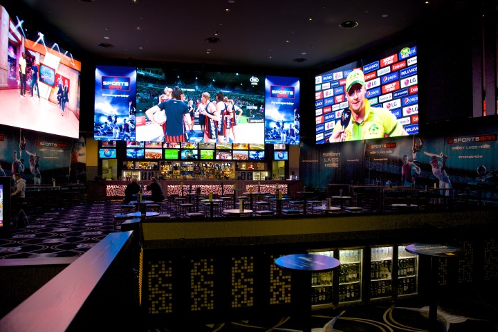 Crown Sports Bar Melbourne